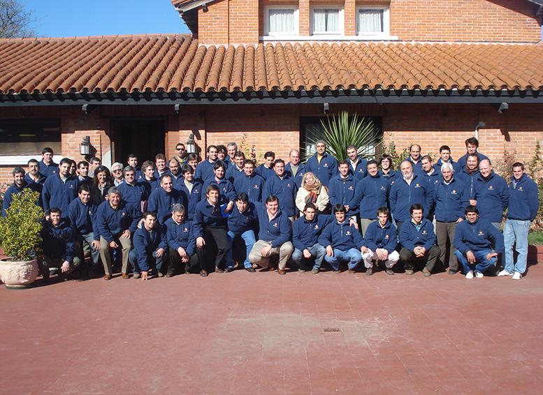Foto equipo Brocos S.A.