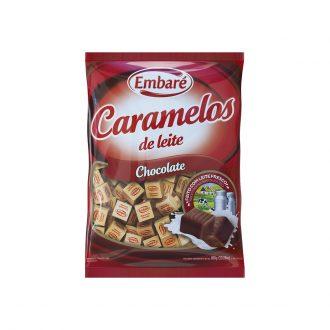 Caramelos Embaré sabor chocolate