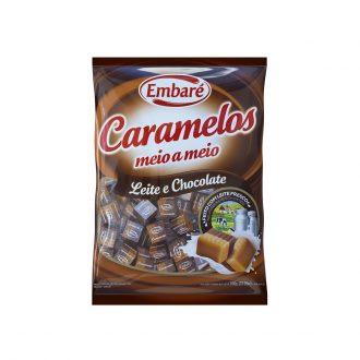 Caramelos Embaré sabor vainilla y chocolate